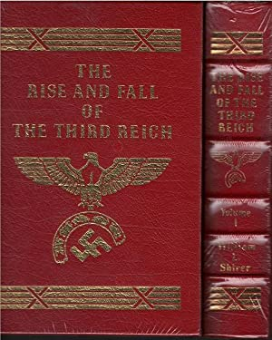 The Rise and Fall of the Third Reich 2 Volumes: William Shirer