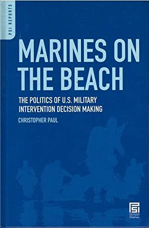 Marines on the Beach: Christopher Paul