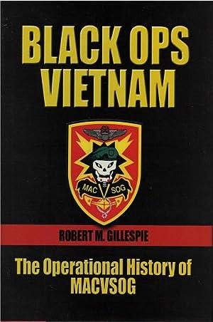 Black Ops Vietnam: Robert Gillispie