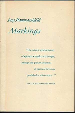 Markings: Dag Hammarskjold