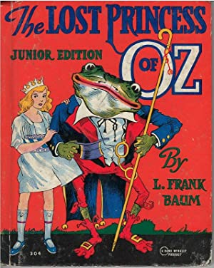 The Lost Princess of Oz - Junior Edition: L. Frank Baum