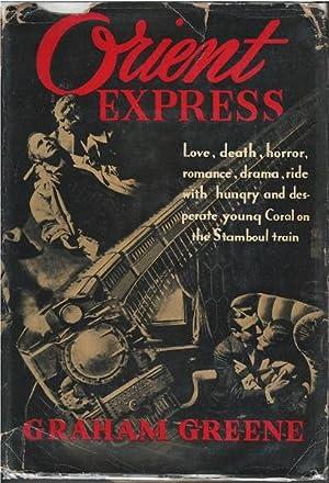 Orient Express: Graham Greene