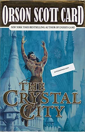 The Crystal City (Tales of Alvin Maker, Book 6)