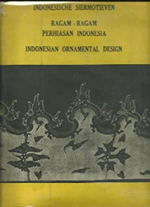 Indonesian Ornamental Design: A.N.J. Van De Hoop