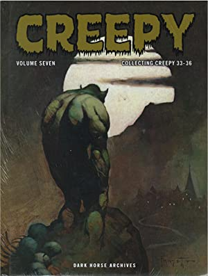 Creepy Volume Seven