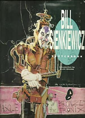 The Bill Sienkiewics Sketchbook