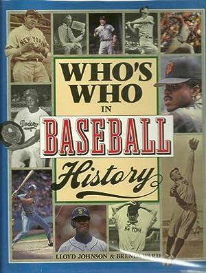 Who's Who in Baseball History: Johnson, Lloyd and