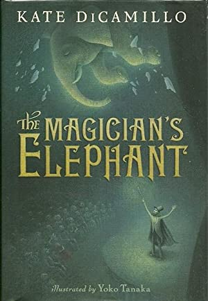 The Magician's Elephant: Kate Dicamillo