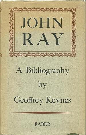 John Ray a Bibliography: Geoffrey Keynes