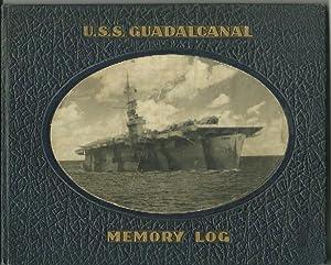 U.S.S. Guadacanal Memory Log