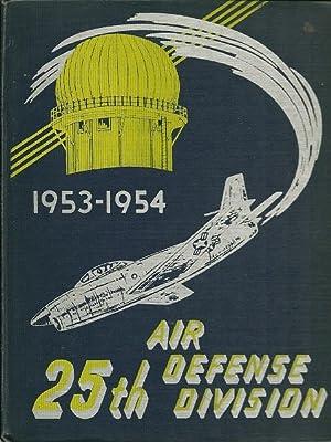 25th Air Defense Division = 1953-54