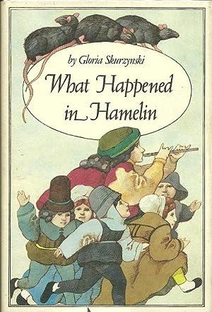 What Happened in Hamelin: Skurzynski, Gloria