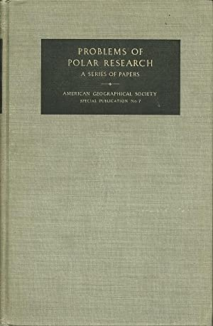 Problems of Polar Research - a Series of Paper: 31 Authors