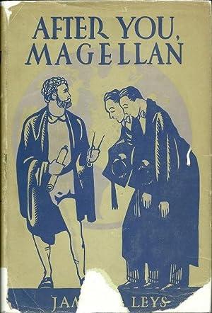 After You, Magellan: James Leys