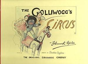 The Golliwogg's Circus: Bertha Upton