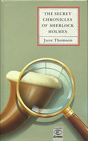 The Secret Chronicles of Sherlock Holmes: June Thomson