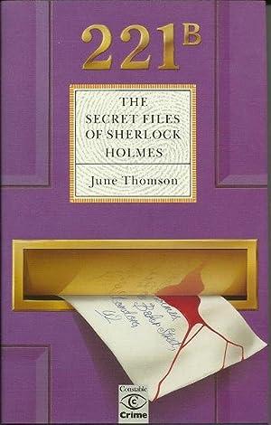 The Secret Files Of Sherlock Holmes: June Thomson