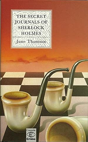 The Secret Journals of Sherlock Holmes: June Thomson