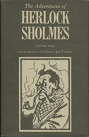 The Adventures of Herlock Sholmes: Peter Todd
