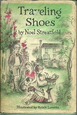 Traveling Shoes: Noel Streatfield