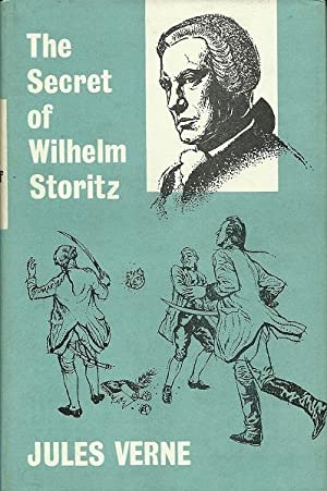The Secret of Wilhelm Storitz: Jules Verne