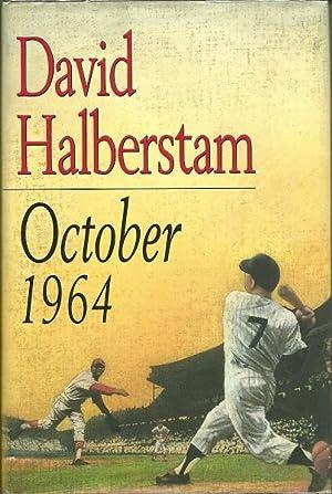 October 1964: Halberstam, David