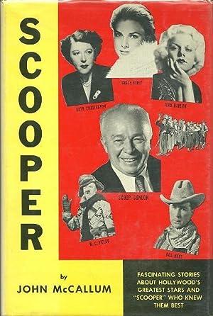 Scooper: John D. McCallum