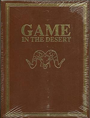 Game in the Desert: Jack O'Connor