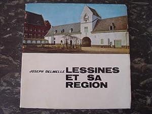 Lessines et sa région.: DELMELLE (Joseph)