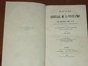 Traité pratique du Chauffage, de la Ventilation: JOLY (V. Ch.)