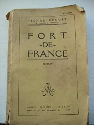 Fort-De-France: BENOIT (Pierre)