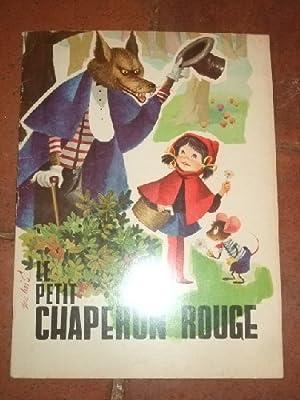 Le petit Chaperon rouge.: GRIMM & MACIAS
