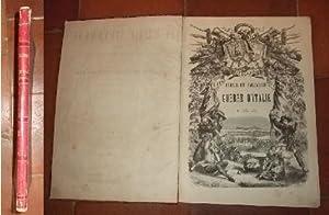 Guerre d'Italie en 1859. Tableau historique, politique et militaire. Illustré de 265 ...