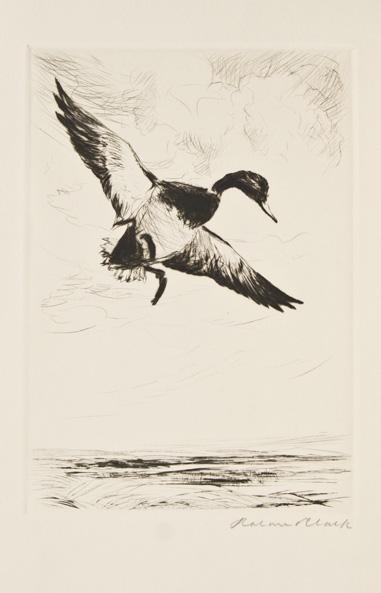 Gunner's Dawn Clark, Roland