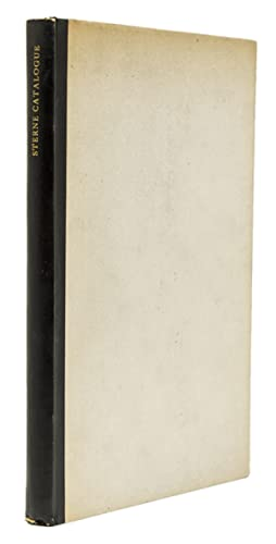 A Facsimile Reproduction of A Unique Catalogue of Laurence Sterne's Library. Preface by Charles W...