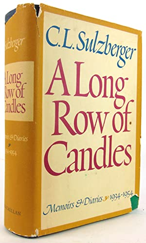 A Long Row of Candles. Memoir and Diaries [1934-1954]