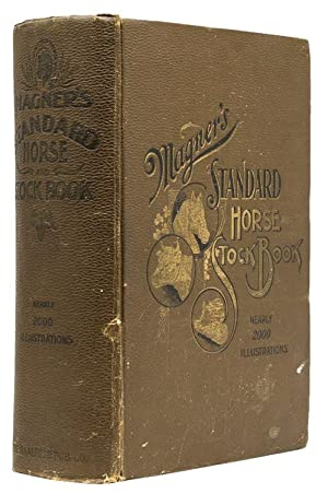 Magner's Standard Horse and Stock Book. A: Magner, D. (compiler)
