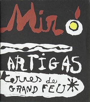 Sculpture in Ceramic by Miro and Artigas: Miró, Joan) Matisse,