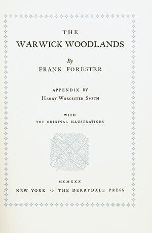 The Sporting Novels of Frank Forester, The: Herbert, William Henry]