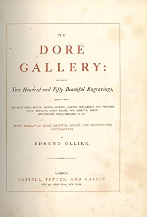 The Doré Gallery: two hundred and fifty: Doré, Gustave) Ollier,