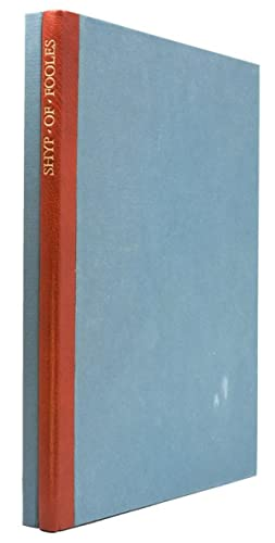 The Shyp of Fooles. Translated by Alexander: Brandt, Sebastian