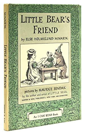Little Bear's Friend. Pictures by Maurice Sendak
