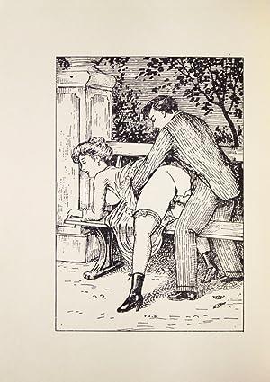 Baignades Fin de Siècle: Erotica) Lamothe-Phyne (pseudonym)