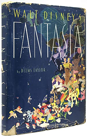 Walt Disney's Fantasia. With a foreword by: Taylor, Deems