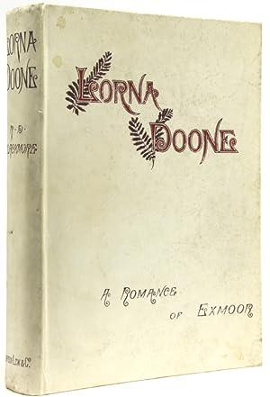 Lorna Doone: A Romance of Exmoor: SWINBURNE, Algernon Charles)