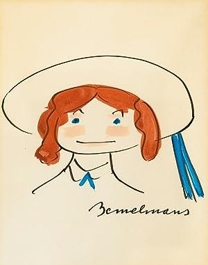 Portrait of Madeline: Bemelmans, Ludwig