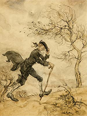 Ichabod Crane: Rackham, Arthur