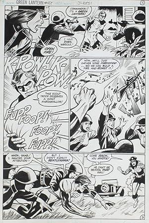 "Green Lantern Volume 2 168, page 3 ""A Ring of Endless Might!"": Comic Art) Tuska, George"