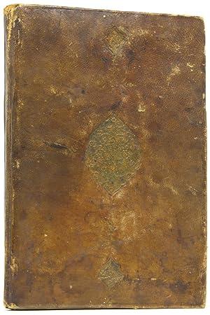 Qur?an [Koran]. Extract from 7:26, Al A?raf,