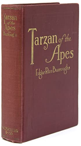 Tarzan of the Apes: Burroughs, Edgar Rice